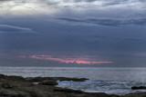 Blue dusk seascape - 214115157