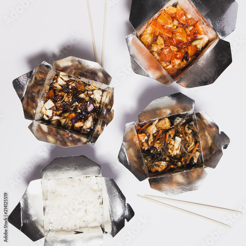 Asian Food - 214125519
