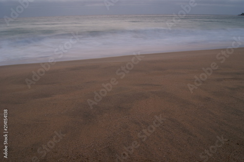 Canvas Lavendel playa Fuerteventura
