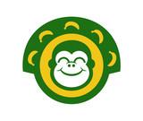 funny gorilla icon - 214179370