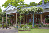 Nagasaki, Japan, Glover Garden. Glover garden is a Park founded by Scottish entrepreneur Thomas Blake Glover in Nagasaki, Japan, now an open-air Museum.  - 214194139