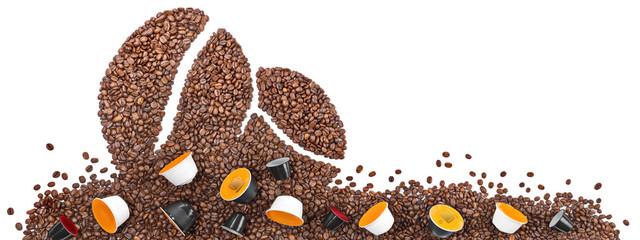 Kaffeebohnen - Panorama © ExQuisine