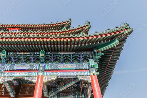 Plexiglas Peking China 2010