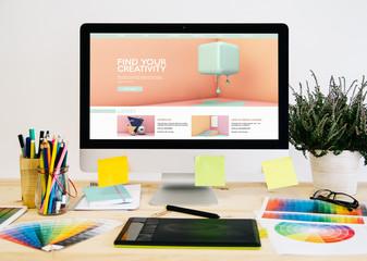 stationery desktop design tutorials website © georgejmclittle