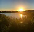 Fletcher Lake Sunset, Ocean Grove, NJ