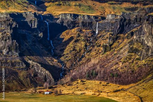 Canvas Honing Iceland