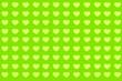 黄緑のハート模様 - 214303358