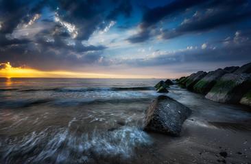 Ocean Sunset © Alexander Schitschka