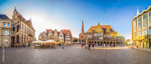 Leinwandbild Motiv Bremen - Germany