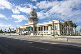 The Capitol of Havana on a beautiful summer day