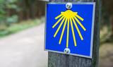 Jakobsweg-Zeichen