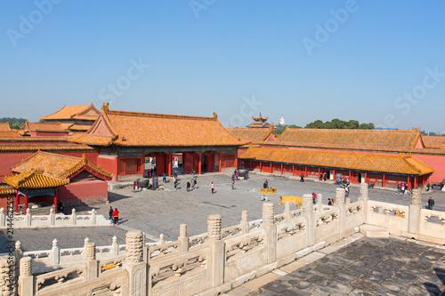Plexiglas Peking The Forbidden City