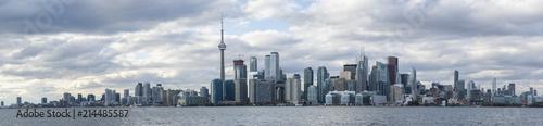 Foto Murales Toronto panoramic view of the city