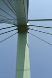 severinsbrücke in köln - 214521532