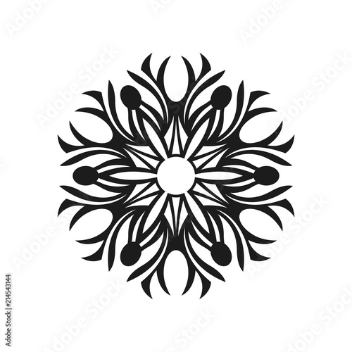 Abstract Simple Tribal Sign Graphic Tattoo Design Buy Photos