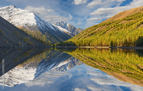 Altai mountains, Russia, Siberia. - 214567363