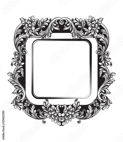 Mirror frame vector Clipart Baroque Mirror Frame Vector French Luxury Rich Intricate Ornaments Victorian Royal Style Decors Ap Images Baroque Mirror Frame Vector French Luxury Rich Intricate Ornaments