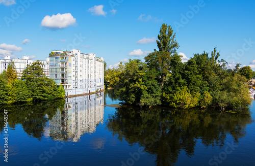 Canvas Berlijn Berlin Germany River Havel