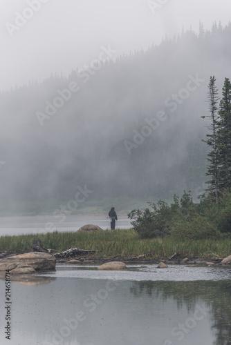 Fotobehang Donkergrijs Denver Colorado Mountains