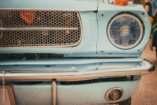 headlight-lamp-of-vintage-car-vehicles-vintage-classic-style-retro-film-color-filter-effect