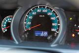 車のスピードメーター - 214756542
