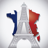 France flag design