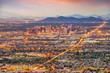 Leinwandbild Motiv Phoenix, Arizona, USA