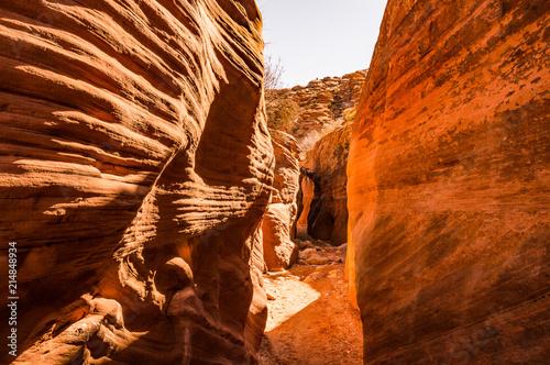 Fotobehang Bruin Buckskin Gulch Canyon