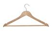 Leinwandbild Motiv Coat hanger for clothes
