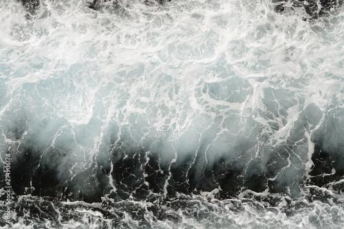 Mare Acqua Superficie Sfondo Limpido Azzurro Onda Buy Photos