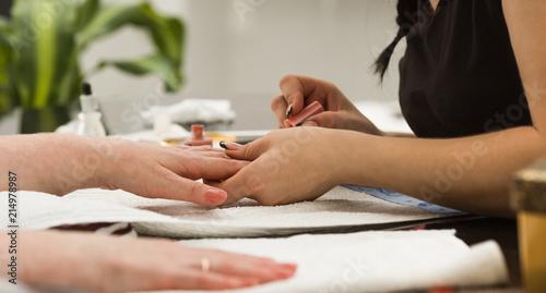 Canvas Manicure Professional manicure service
