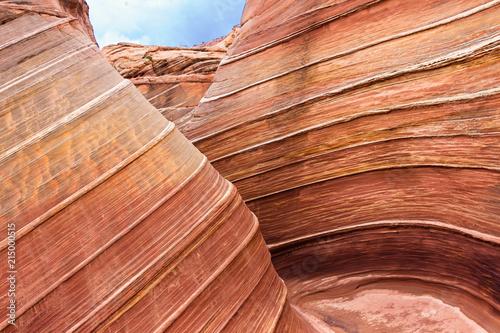Foto Spatwand Arizona The Wave