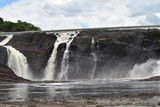 La Chaudiere river Water fall