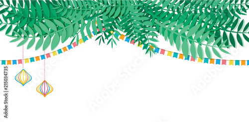 A vector illustration of a traditional sukkah for the jewish holiday a vector illustration of a traditional sukkah for the jewish holiday sukkot hebrew greeting for m4hsunfo