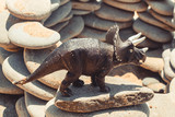 Children's toy dinosaur