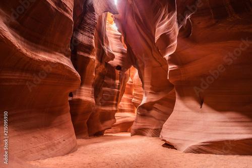 Foto Spatwand Arizona Antelope Canyon, USA