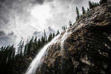 Rocky Waterfall © chrisdonaldsonmedia