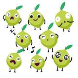 lemon character vector design - 215181184