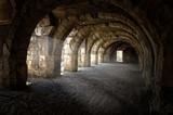 Turkey, Izmir, Agora of the Smyrna, Ancient Greek City - 215189143