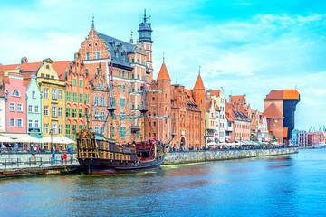 Polen - Europa - Urlaub - Tourismus - Danzig