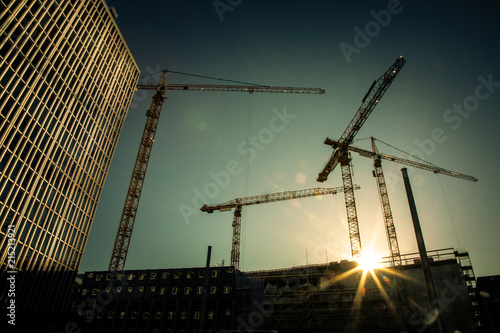 Foto Spatwand Stockholm Build