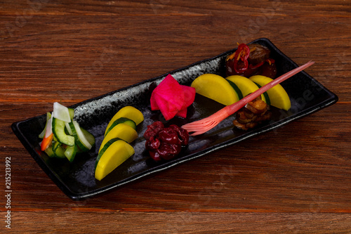 Aluminium Kyoto Pickled Japanese vegetables
