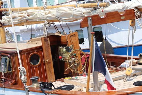 In de dag Schip Boat
