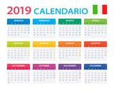 Calendar 2019 - Italian Version - 215362550