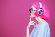 Leinwandbild Motiv music for life