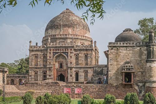 Foto Murales Idien- Delhi- Lohdi Garten