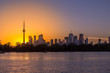 Canada,Toronto,view to CN Tower