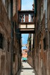 Quadro Venice Alley View