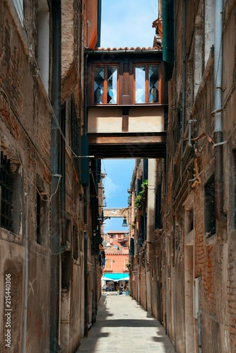 Venice Alley View