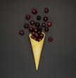 Cherry ice. - 215472707